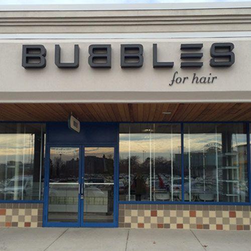 Bubbles Hair Salon Dc
