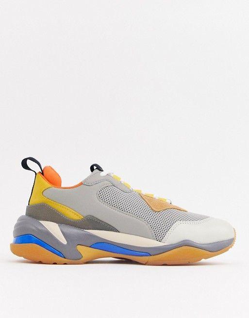 Puma Thunder Spectra Gray Sneakers