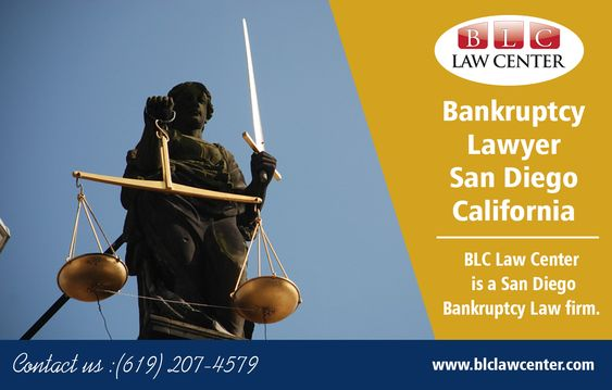 Bankruptcy Lawyer San Diego California