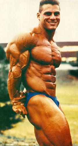 Paul Demayo MuscleUp Bodybuilding. ~ mikE™ | Bodybuilding