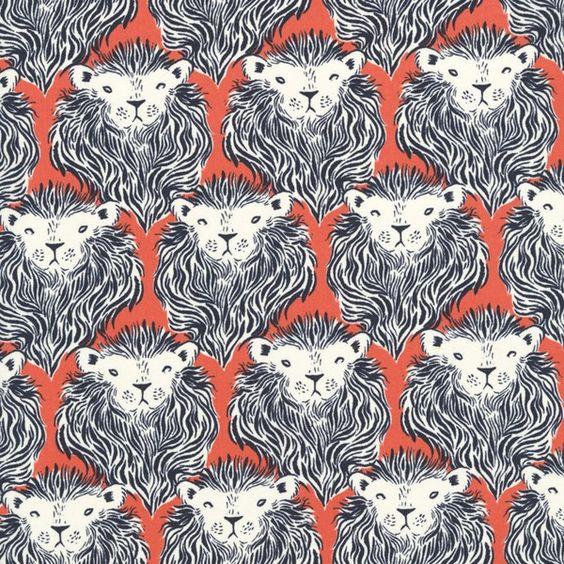 Cotton & Steel fabric (Sarah Watts collection)