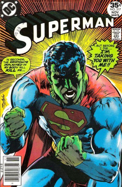 Superman #317 - Neal Adams