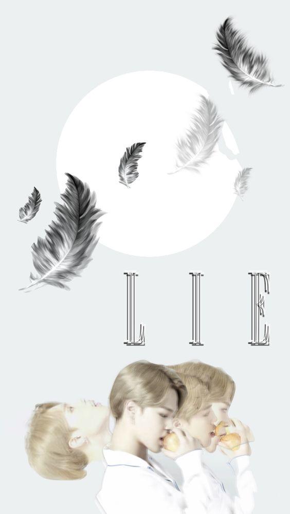 BTS Jimin LIE WINGS
