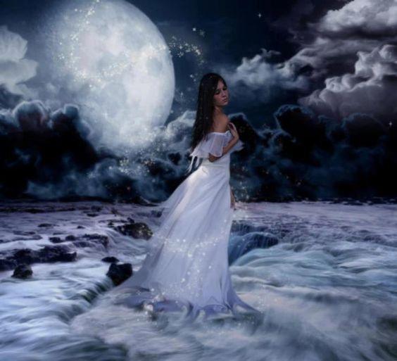 Angel-star-moon
