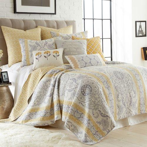 Levtex Lorena Quilt Set Kohls Quilt Sets Quilt Sets Bedding