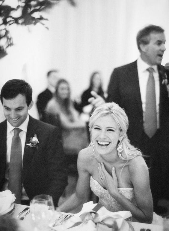 Photographing wedding speeches is always a challenge in low light venues. Which 9 out of 10 are! Horrible over head lights are often toned down by being edited as black and white, but that is also to help the eye focus on the emotions of the scene.:
