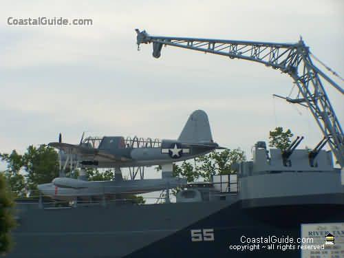The Battleship NORTH CAROLINA