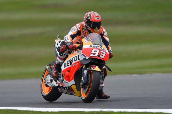 """MotoGP - Márquez: """"Fizemos uma alteração na moto que não resultou"""""""