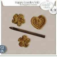Happy Goodies Vol1 by HappyNess Creation  http://digital-crea.fr/shop/index.php?main_page=product_info&cPath=155_303&products_id=19189&zenid=1fedb9cd2645ea9fe96bae63628290d0  #scrapbooking #digital #digitalcrea #hooked #chrochet #commercialuse #happynesscreation
