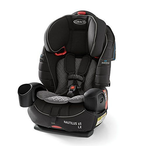 Graco Nautilus 65 Lx 3 In 1 Harness Booster Car Seat Featuring Trueshield Side Impact Technology Car Seats Baby Car Seats Booster Car Seat