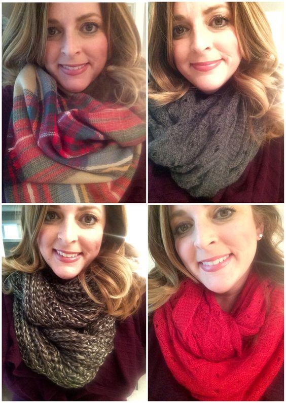 #scarf #bargain #plaid