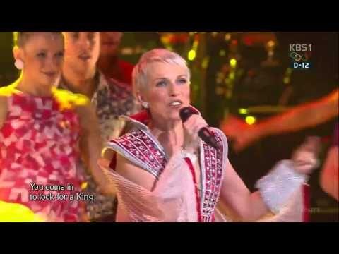 [ The Musical Mamma Mia Team ] Musical 'Mamma Mia' 中 (KBS Open Concert 열린음악회 1010회 2014 0126) - YouTube