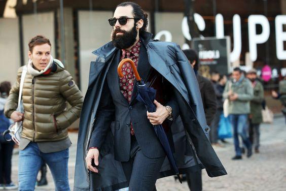 Foto - Pitti Uomo Street Style: 11 gennaio 2013 - Grazia.it