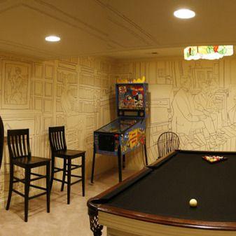 painting basement walls concrete | painting concrete basement walls ideas decor ideas chair color black