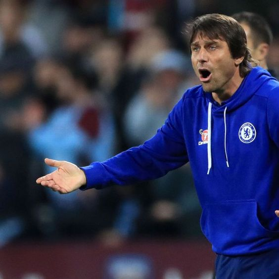 Antonio Conte: Nutritional changes meant to improve health and fitness