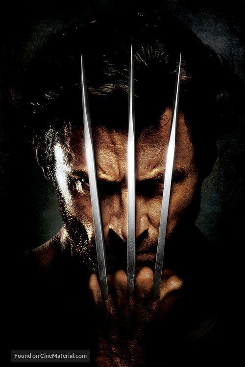 X Men Origins Wolverine Key Art Wolverine Movie Wolverine Poster X Men