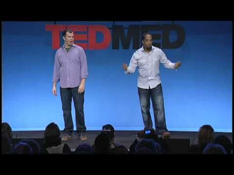 The Poetry, Truth of End-of-Life (TEDMED performance by Sekou Andrews & Steve Connell)