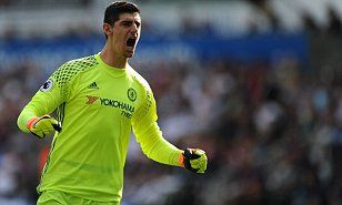 THIBAUT COURTOIS reveals he got a fax from Real Madrid when he was injured as he admits he will consider returning to Spain when his Chelsea contract runs out...