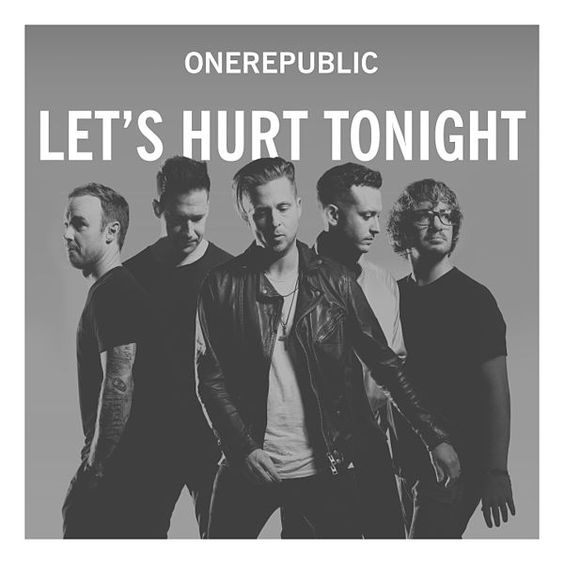OneRepublic – Let's Hurt Tonight acapella