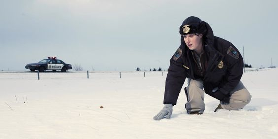 """Allison Tolman plays the female lead in FX's television adaptation of """"Fargo."""" // #Baylor University, Class of 2004"""