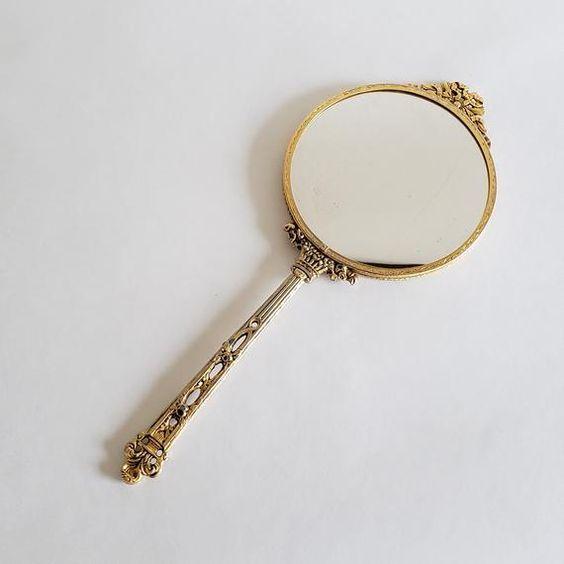 Marbella Makeup Mirror Makeup Mirror Table Mirrors Tabletop Vanity Mirror Antique Mirror Mirror Mirror Table