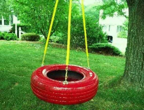 Reciclando pneus usados 012