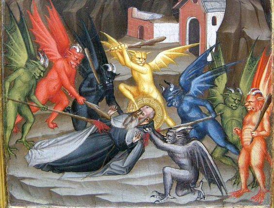 Nombres de los ángeles caídos - Las Cosas Que Nunca Existieron - Mitos y Leyendas del Mundo