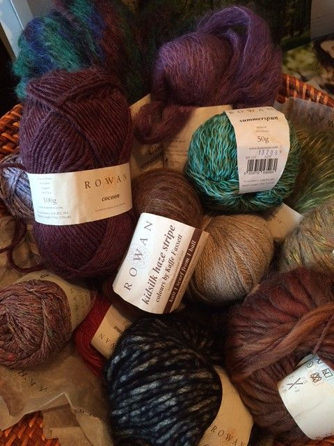 Rowan Sale 40% off---check out www.yarncupboard.com for details or give us a call 315 399 5148. Gorgeous stuff!!
