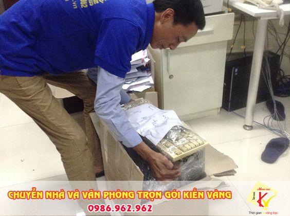 Dịch vụ chuyển văn phòng uy tín tại Hà Nội: