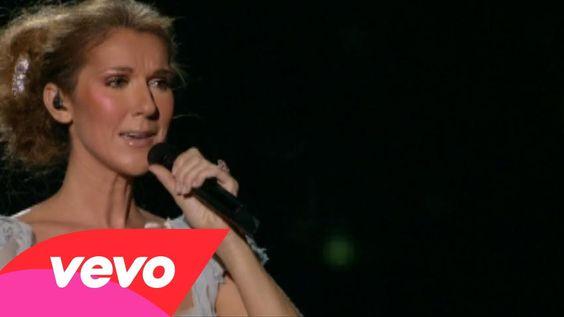 Céline Dion - My Heart Will Go On... best of the best... my heart will go on.. bleeding heart.. colibrí.. frecuencias cardio-respiratorias... nectarinidos
