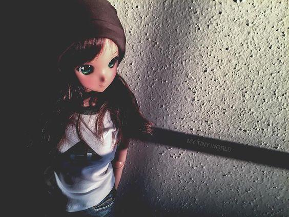 Smart Doll Ebony by mytinyworld1