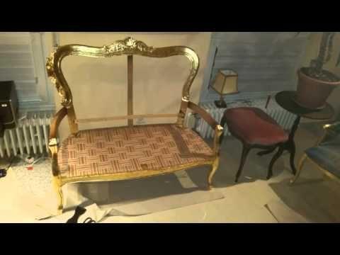 Youtube Chair Armchair Upholstery