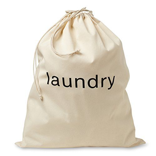 Fabbpro Cotton Canvas Cloth Fabric Laundry Bag Stylish Https
