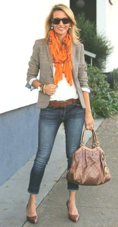 atemberaubende #Frauen #für #Ideen #Jeans #Kleider #office
