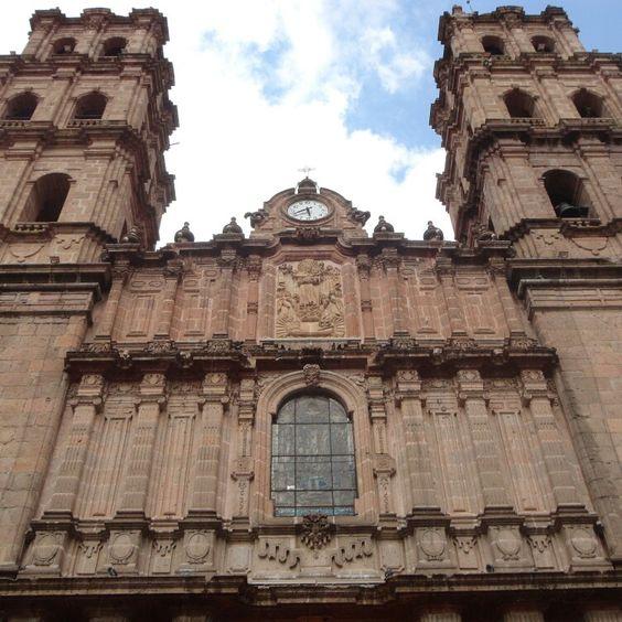 Templo de San Jose, Morelia, Mich. #mexico