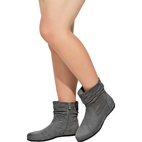 Pin on 2018 Autumn Winter Ankle Boots