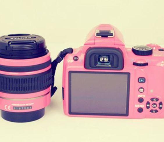 cute pink cam.