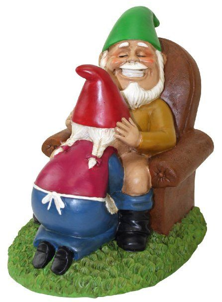 Hippy Gnomehahahaha I LOVE it and I NEED one of these little