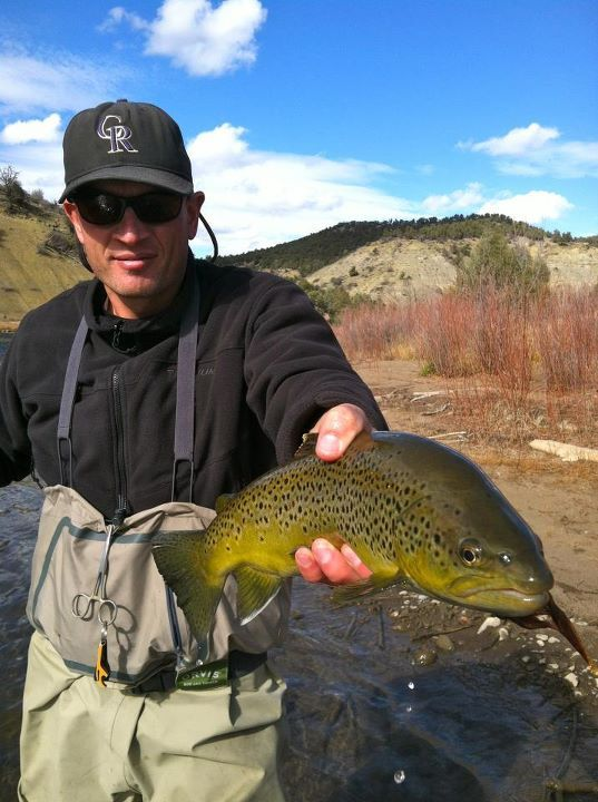 Fly Fishing the Animas River #Durango #Colorado #Vacation #Summersports #Fishing #Flyfishing #Animasriver #Trout