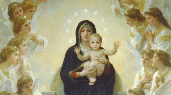 Santa María Reina  - 22 de agosto