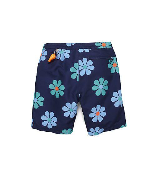 """9"""" Decker Floral Boardshorts - JackSpade"""