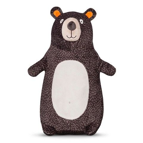 Circotm Decorative Pillow Mini Bear : Circo Forever Forest Campfire Bear Decorative Pillow Judah`s Room Pinterest Forests ...