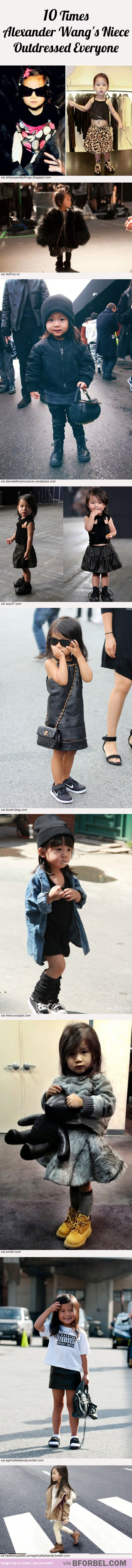 10 Times Alexander Wang's Niece Outdressed Everyone…