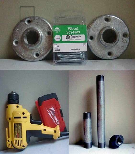 Materiais-para-estante-feita-com-tubos