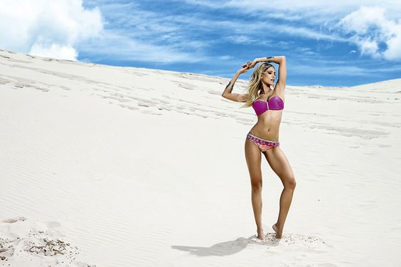 Biquíni Estampa exclusiva Mel Caju moda praia coleção 2015!