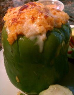 Stuffed Pepper.