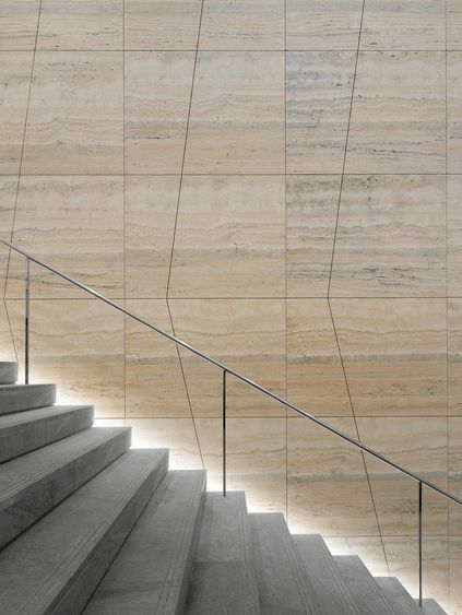 Design Modern Stairs And Pattern Concrete On Pinterest