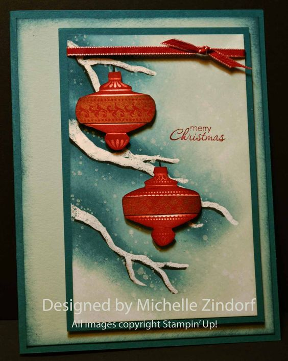 Stampin' Up! Christmas Collectibles |