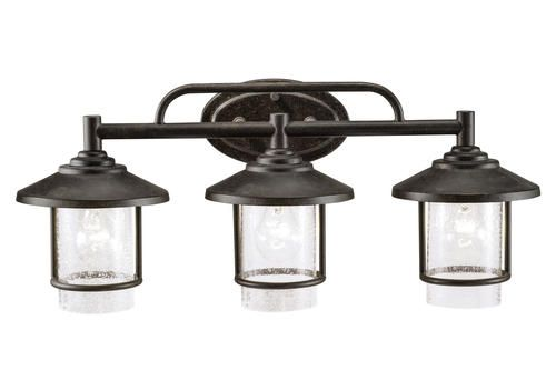 Vanity Light Bar Menards : Patriot Lighting Elegant Home Miner 24-1/2