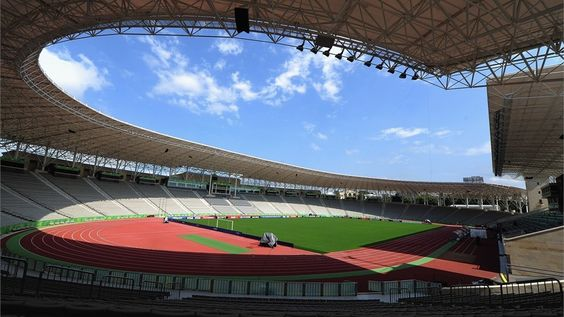 Soccer Tofiq Bahramov Stadium Baku Azerbaijan Sports Arena Stadium Places To Visit